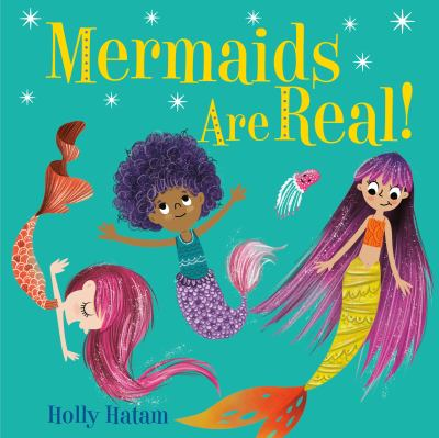 Mermaids are Real! image cover
