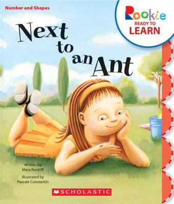 Next to an ant image cover