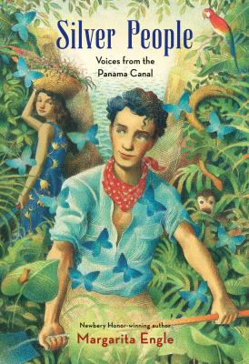 Silver People : Voices from the Panama Canal image cover