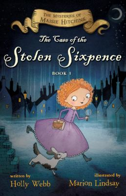 The Case of the Stolen Sixpence image cover