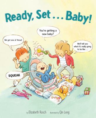 Ready, Set ... Baby! image cover