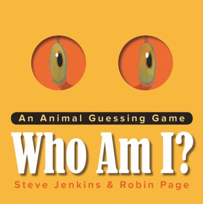 Who am I?: an animal guessing game image cover