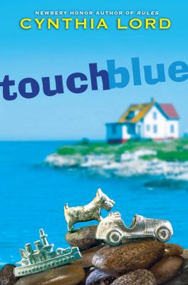 Touch blue image cover