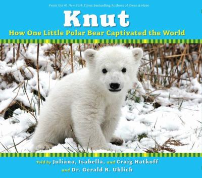Knut : how one little polar bear captivated the world image cover