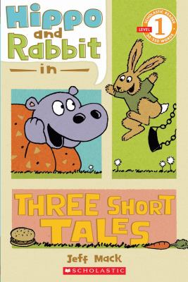 Hippo and Rabbit in three short tales image cover