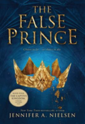 The False Prince  image cover