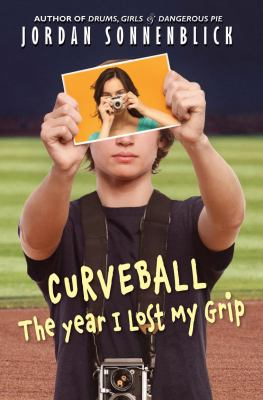 Curveball : The Year I Lost My Grip  image cover