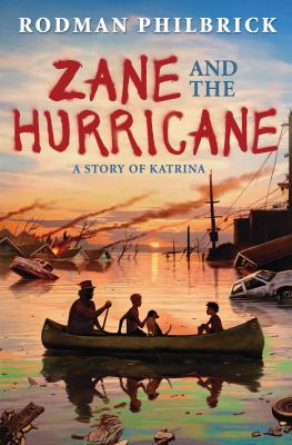 Cover image for Zane and the hurricane : a story of Katrina