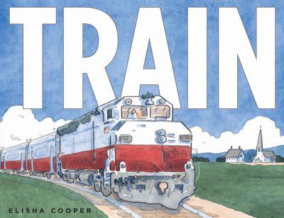 Train image cover