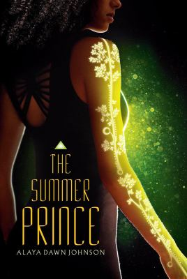 The Summer Prince  image cover