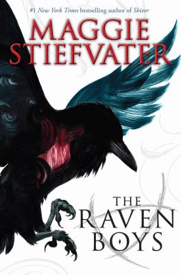 The Raven Boys image cover