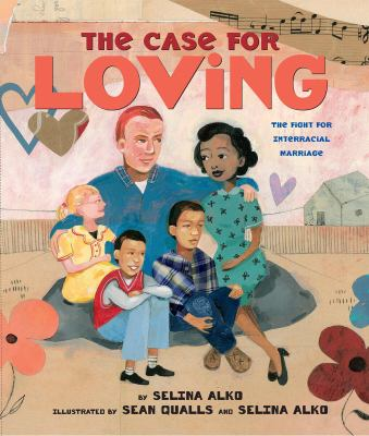 The Case for Loving: The Fight for Interracial Marriage image cover