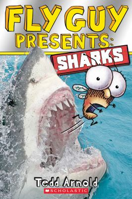 Fly Guy presents : sharks image cover