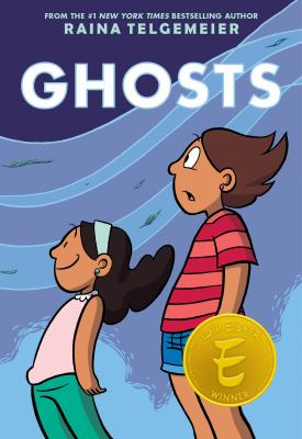 Ghosts image cover