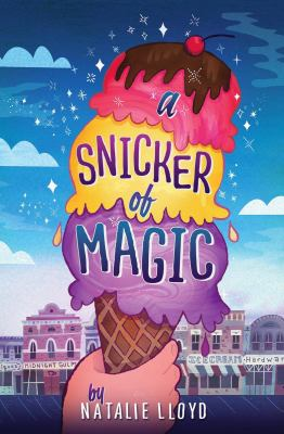 A Snicker of Magic image cover