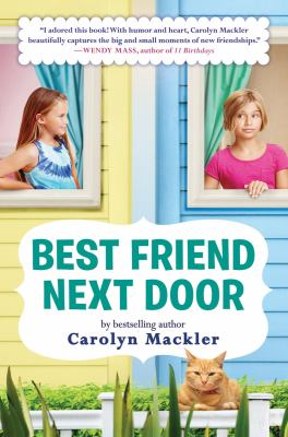 Best Friend Next Door image cover