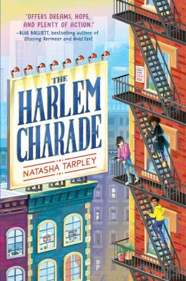 Cover image for The Harlem charade