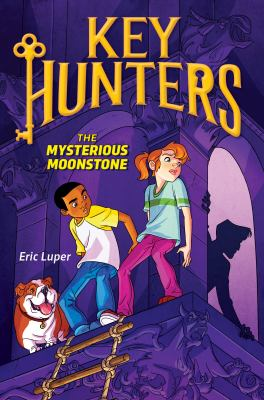 The Mysterious Moonstone image cover