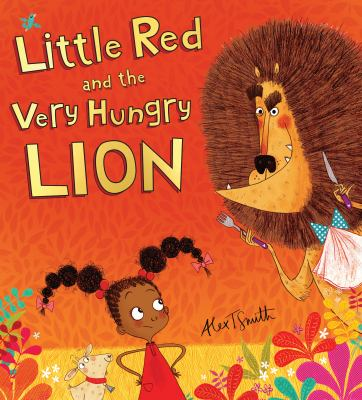 Little Red and the Very Hungry Lion image cover
