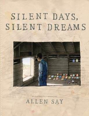 Silent Days, Silent Dreams image cover