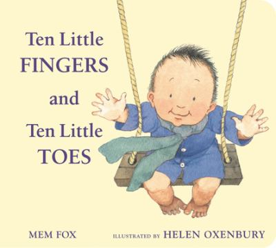 Ten Little Fingers and Ten Little Toes image cover