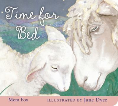 Time for Bed image cover