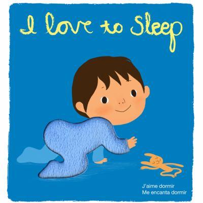 I Love to Sleep = J'aime dormir = Me encanta dormir image cover