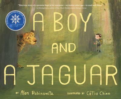 A Boy and a Jaguar image cover