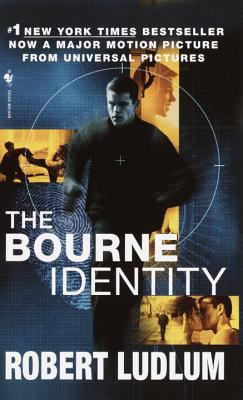 The Bourne Identity  image cover