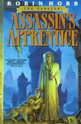 Assassin's Apprentice  cover