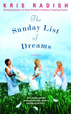 The Sunday List of Dreams  image cover