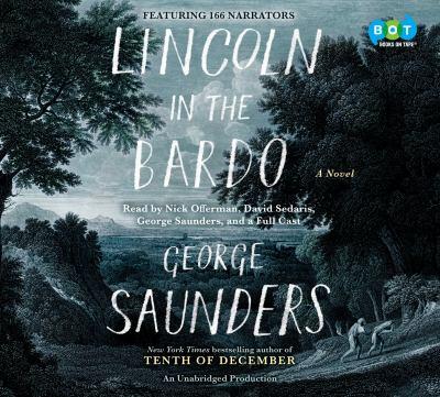 2018: Lincoln in the Bardo  cover