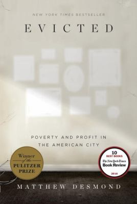 Evicted : poverty and profit in the American city image cover