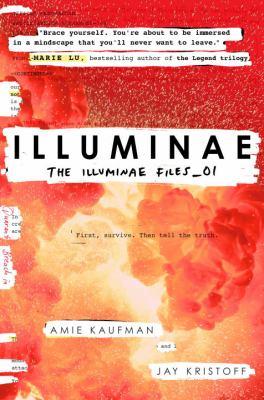 Illuminae image cover
