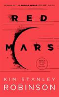 Red Mars  image cover
