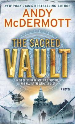 The Sacred Vault image cover