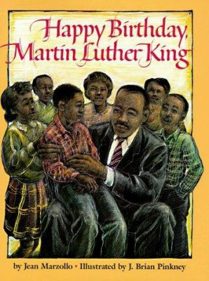 Happy birthday, Martin Luther King image cover