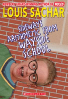 Sideways arithmetic from Wayside School image cover