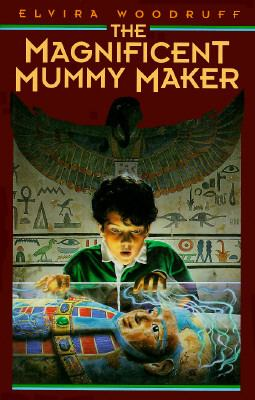 The magnificent mummy maker image cover