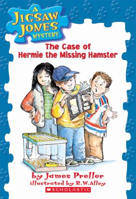 The case of Hermie the missing hamster image cover