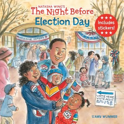 The night before Election Day image cover