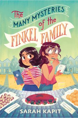 The many mysteries of the Finkel family image cover