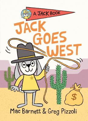 Jack goes West image cover
