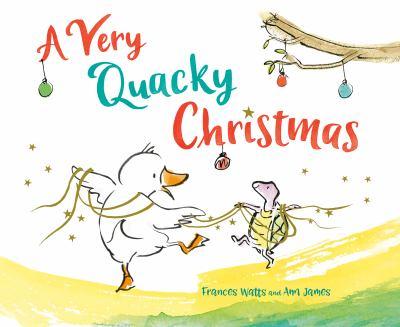 A Very Quacky Christmas image cover