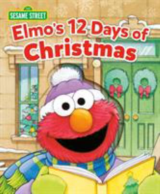 Elmo's 12 Days of Christmas image cover