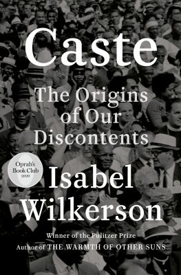 Caste: The Origins Of Our Discontents image cover