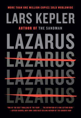 Lazarus image cover