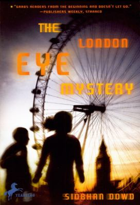 The London Eye Mystery image cover