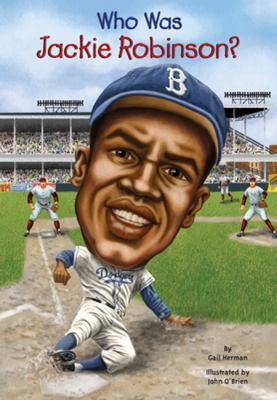 Who was Jackie Robinson? image cover