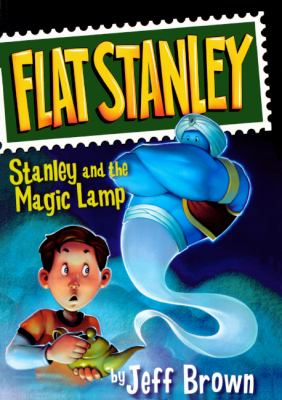 Stanley and the magic lamp image cover